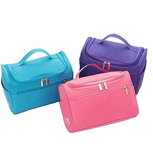 Women's Cosmetic Bag Travel Cosmetic Bags Requirement Toilet Bag