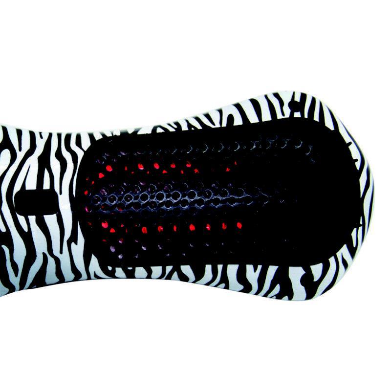 Zebra Infrared Hair Straightener Hair Brushes Ion Hot