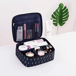lady cosmetics bag beautician storage