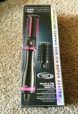 New - INFINITI PRO BY CONAIR Hot Air Spin Brush, 2-inch and