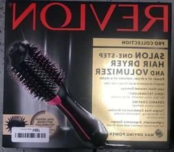New Revlon One-Step Hair Dryer & Volumizer Hot Air Brush - B