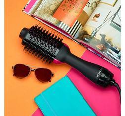 NEW Revlon PRO Collection Salon One Step Hair Dryer & Volumi