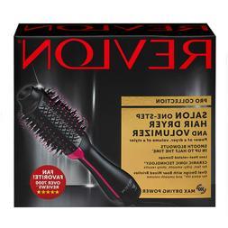 New Professional Revlon One-Step Hair Dryer And Volumizer Ho