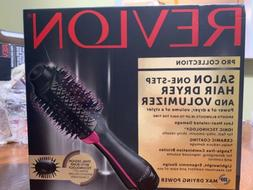 NEW Revlon Salon One Step Hair Dryer Volumizer Ion Hot Air B