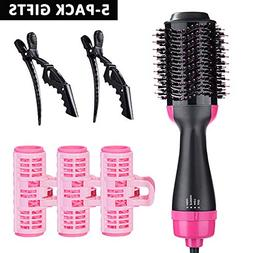 MIXSE One Step Hair Dryer and Styler Volumizer, Hair Dryer B