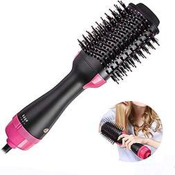 Babyyon One Step Hair Dryer Volumizer Hair Dryer Brush Hot A