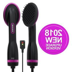 one step dryer and styler hot air