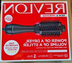 Revlon One-Step Hair Dryer And Volumizer Hot Air Brush