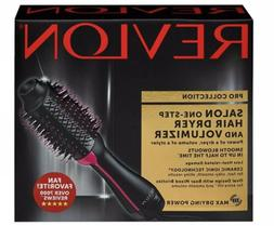Revlon One-Step Hair Dryer And Volumizer Hot Air Brush, Blac