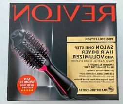 Revlon One-Step Hair Dryer & Volumizer Hot Air Brush RVDR522