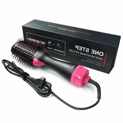 one step hair dryer and volumizer hot
