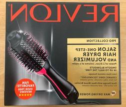 Revlon Pro Collection Salon One-Step Hair Dryer & Volumizer