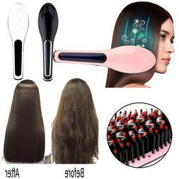 Professional Steam Hair Straightener Ceramic Hair Flat Iron