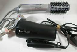 Remington D-2405 Hair Dryer, Conair John Frieda JFHA5R Hot A