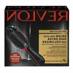 REVLON Salon One Step Hair Dryer and Volumizer Hot Air Brush