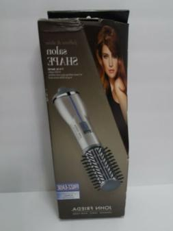 "John Frieda Salon Shape Ionic Hot Air Brush 1-1/2"" Barrel Ti"